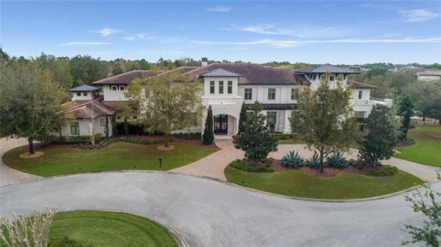 9011 Mayfair Pointe Drive, Orlando, FL 32827 (MLS #O5775691) :: RE/MAX Realtec Group