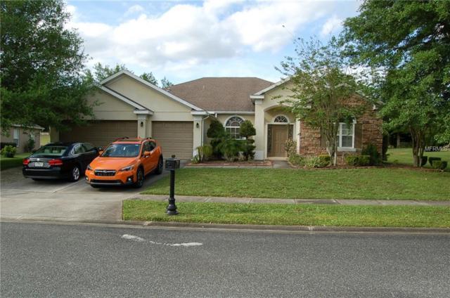 23551 Valderama Lane, Sorrento, FL 32776 (MLS #O5775992) :: Florida Real Estate Sellers at Keller Williams Realty