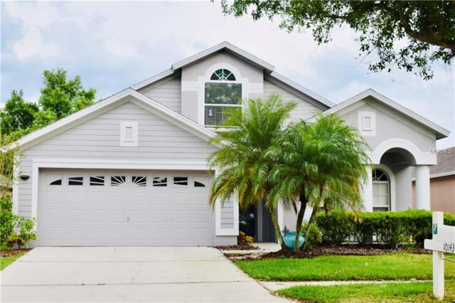 10143 Heather Sound Drive, Tampa, FL 33647 (MLS #O5776038) :: Team Bohannon Keller Williams, Tampa Properties
