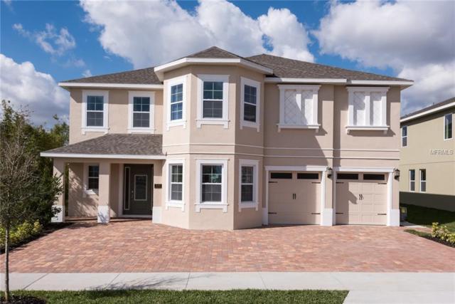 240 Clawson Way, Kissimmee, FL 34747 (MLS #O5776707) :: The Brenda Wade Team