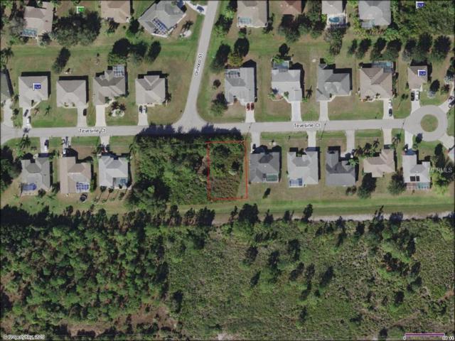 25471 Tevesine Court, Punta Gorda, FL 33983 (MLS #O5777262) :: Burwell Real Estate