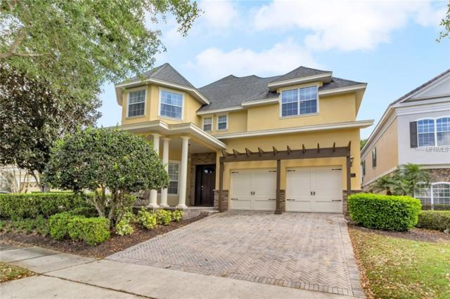 7393 Gathering Court, Reunion, FL 34747 (MLS #O5777436) :: The Edge Group at Keller Williams