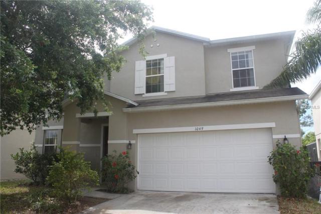 1049 Berkeley Drive, Kissimmee, FL 34744 (MLS #O5777538) :: Team Suzy Kolaz