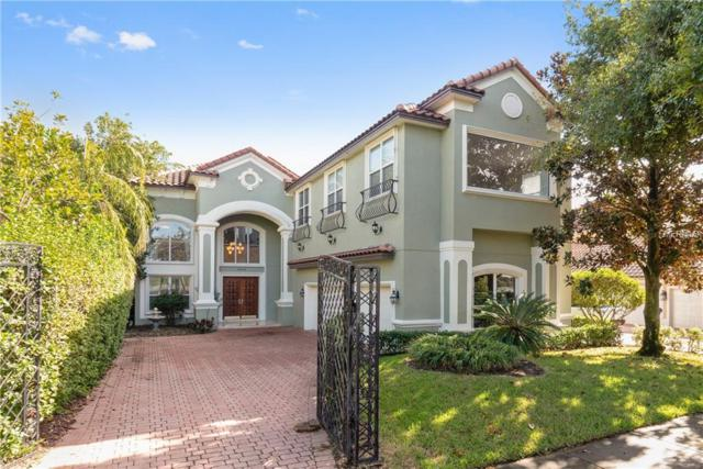 8212 Firenze Boulevard, Orlando, FL 32836 (MLS #O5777882) :: GO Realty
