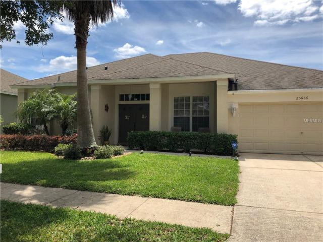 25636 Risen Star Drive, Wesley Chapel, FL 33544 (MLS #O5778048) :: Griffin Group