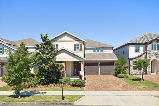 8719 Iron Mountain Trail, Windermere, FL 34786 (MLS #O5778063) :: The Duncan Duo Team