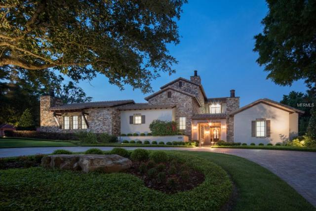 9707 Chestnut Ridge Drive, Windermere, FL 34786 (MLS #O5778084) :: Bustamante Real Estate