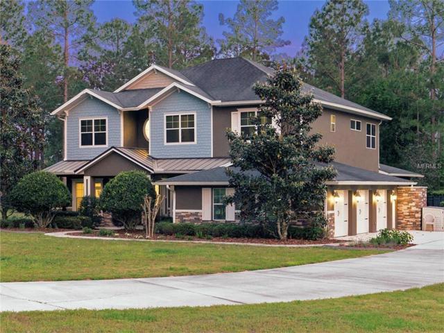 35732 Panther Ridge Road, Eustis, FL 32736 (MLS #O5778123) :: The Edge Group at Keller Williams
