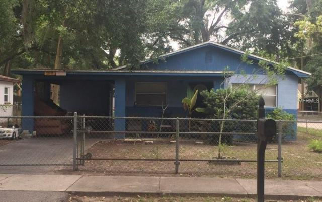 1601 E Henry Avenue, Tampa, FL 33610 (MLS #O5778550) :: Florida Real Estate Sellers at Keller Williams Realty