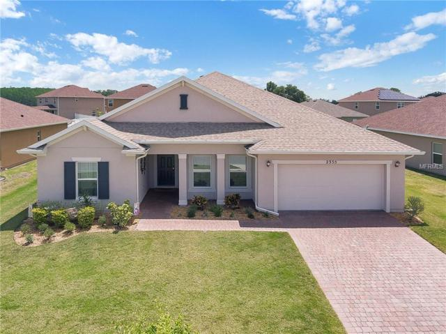 2355 Ballard Cove Road, Kissimmee, FL 34758 (MLS #O5778753) :: The Brenda Wade Team