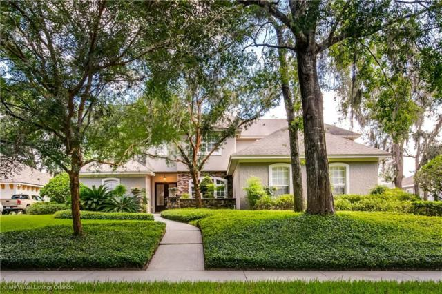 4512 Old Carriage Trail, Oviedo, FL 32765 (MLS #O5779006) :: GO Realty