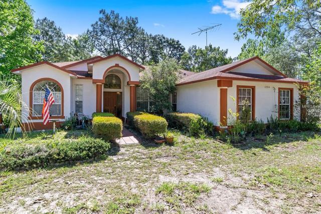 12314 Sunshine Grove Road, Brooksville, FL 34614 (MLS #O5779234) :: Cartwright Realty
