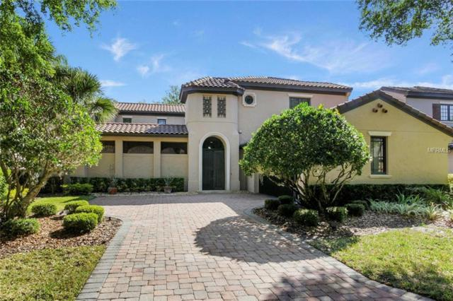 9841 Covent Garden Drive, Orlando, FL 32827 (MLS #O5779261) :: RE/MAX Realtec Group