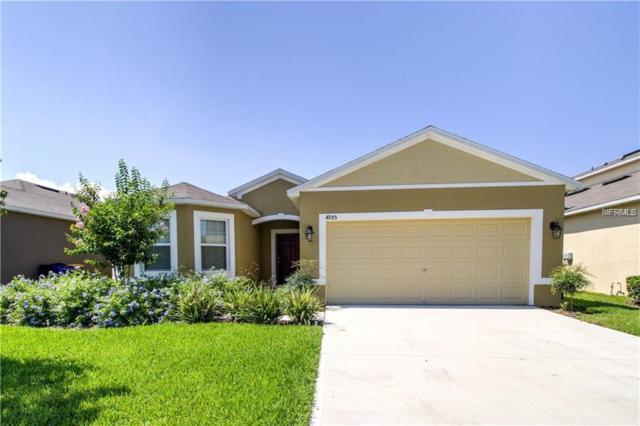 4985 Grassy Knoll Drive, Tavares, FL 32778 (MLS #O5779376) :: Keller Williams On The Water Sarasota