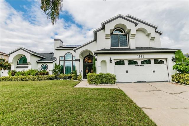 1364 Shelter Rock Road, Orlando, FL 32835 (MLS #O5779480) :: The Figueroa Team
