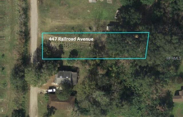 447 Railroad Avenue, Winter Garden, FL 34787 (MLS #O5779551) :: The Duncan Duo Team