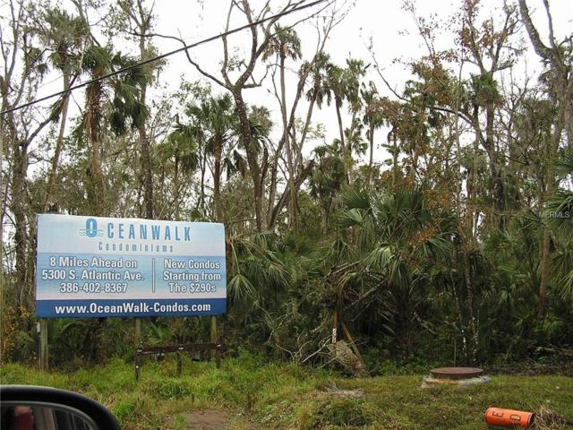 Canal Street, New Smyrna Beach, FL 32168 (MLS #O5779706) :: Team Bohannon Keller Williams, Tampa Properties