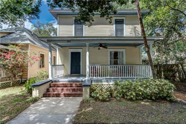 404 S Palmetto Avenue, Sanford, FL 32771 (MLS #O5780022) :: Team Bohannon Keller Williams, Tampa Properties