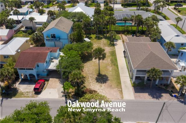 Address Not Published, New Smyrna Beach, FL 32169 (MLS #O5781470) :: Team Bohannon Keller Williams, Tampa Properties