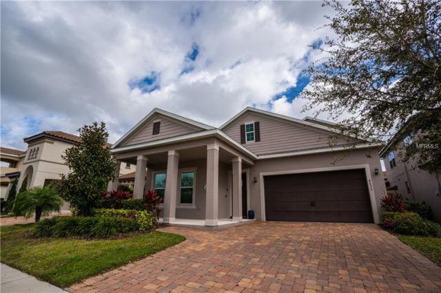 8633 Lookout Pointe Drive, Windermere, FL 34786 (MLS #O5781732) :: The Duncan Duo Team