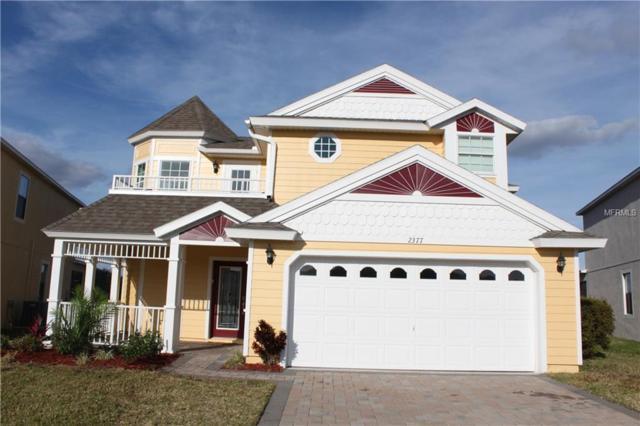 2377 Victoria Drive, Davenport, FL 33837 (MLS #O5781776) :: Team Suzy Kolaz