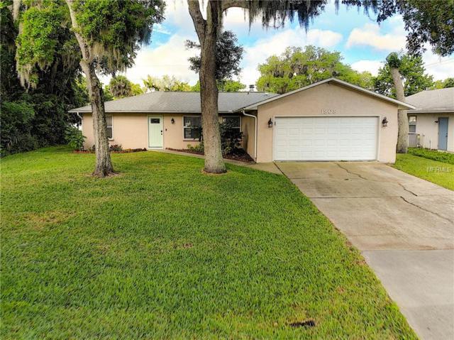 1808 Kumquat Drive, Edgewater, FL 32132 (MLS #O5782261) :: The Duncan Duo Team