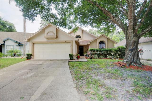540 Remington Oak Drive, Lake Mary, FL 32746 (MLS #O5782392) :: Premium Properties Real Estate Services
