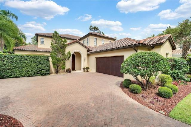 9743 Covent Garden Drive, Orlando, FL 32827 (MLS #O5782618) :: Mark and Joni Coulter | Better Homes and Gardens