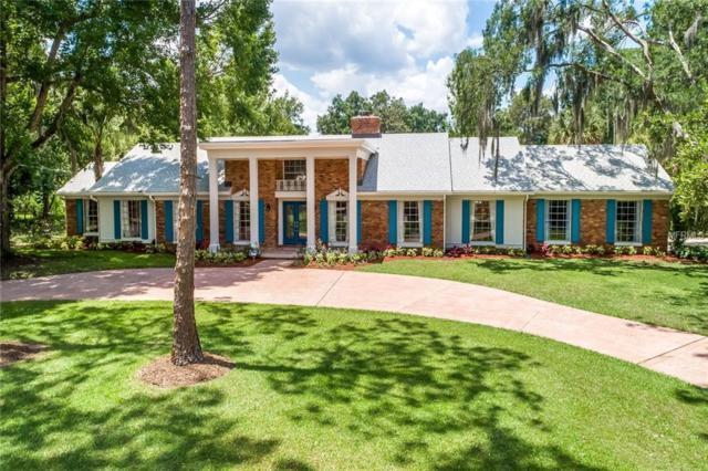 4716 Shorecrest Drive, Orlando, FL 32817 (MLS #O5782652) :: Team Bohannon Keller Williams, Tampa Properties