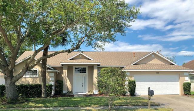 1682 Rustic Way, Melbourne, FL 32935 (MLS #O5782803) :: Team Bohannon Keller Williams, Tampa Properties