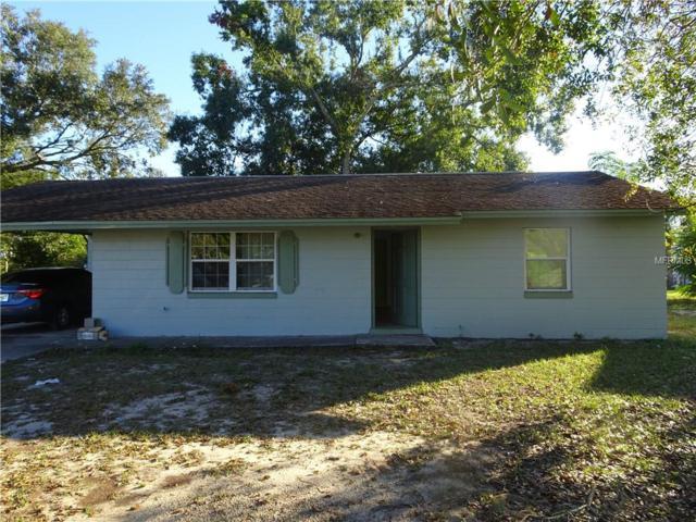 1019 Lemon Avenue, Sebring, FL 33870 (MLS #O5782847) :: Team Bohannon Keller Williams, Tampa Properties