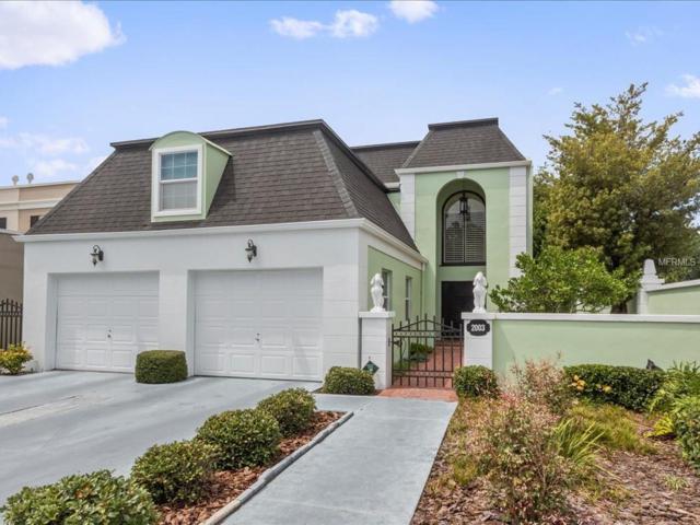 2003 Country Side Circle, Orlando, FL 32804 (MLS #O5783084) :: Lovitch Realty Group, LLC