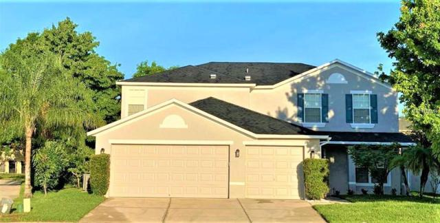 726 Horseshoe Falls Drive, Orlando, FL 32828 (MLS #O5783545) :: Team Bohannon Keller Williams, Tampa Properties