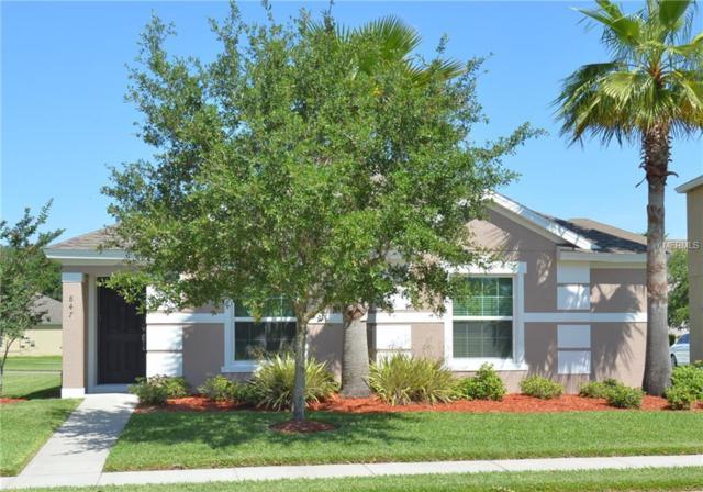 847 Brandy Oaks Loop, Winter Garden, FL 34787 (MLS #O5783561) :: Cartwright Realty