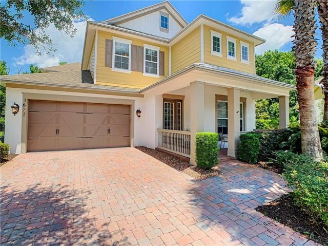 3671 Simonton Place, Lake Mary, FL 32746 (MLS #O5783570) :: Team Bohannon Keller Williams, Tampa Properties