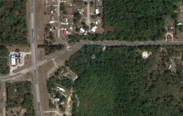 835 Canaveral Groves Boulevard, Cocoa, FL 32926 (MLS #O5783592) :: The Light Team