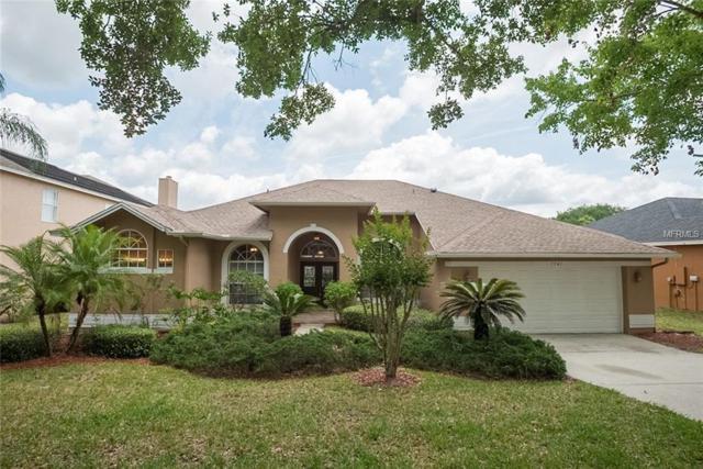 7741 Bardmoor Hill Circle #5, Orlando, FL 32835 (MLS #O5783643) :: Bustamante Real Estate