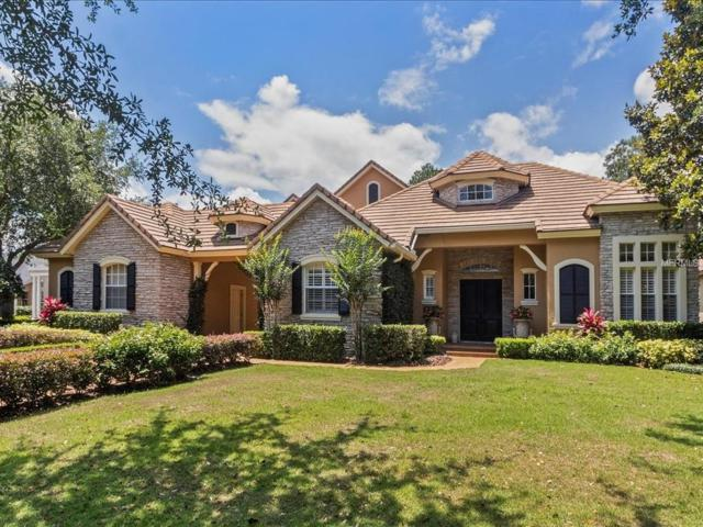 6136 Blakeford Drive, Windermere, FL 34786 (MLS #O5783798) :: Team Suzy Kolaz