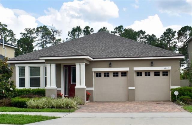 1733 Vista Meadows Drive, Ocoee, FL 34761 (MLS #O5783927) :: The Duncan Duo Team