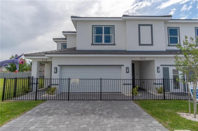 962 Centaury Drive, Poinciana, FL 34759 (MLS #O5784009) :: Lockhart & Walseth Team, Realtors