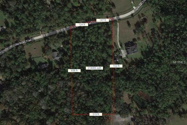 Old River Trail, Chuluota, FL 32766 (MLS #O5784104) :: The Duncan Duo Team