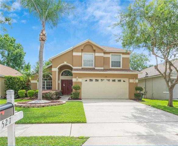 527 Royal Tree Lane, Oviedo, FL 32765 (MLS #O5784116) :: The Duncan Duo Team