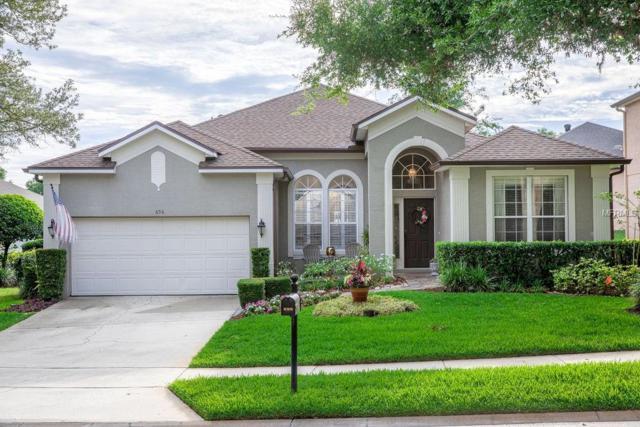 696 Pickfair Terrace, Lake Mary, FL 32746 (MLS #O5784157) :: Premium Properties Real Estate Services