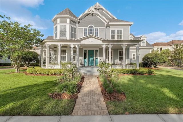 715 Eastlawn Drive, Celebration, FL 34747 (MLS #O5784182) :: Mark and Joni Coulter | Better Homes and Gardens