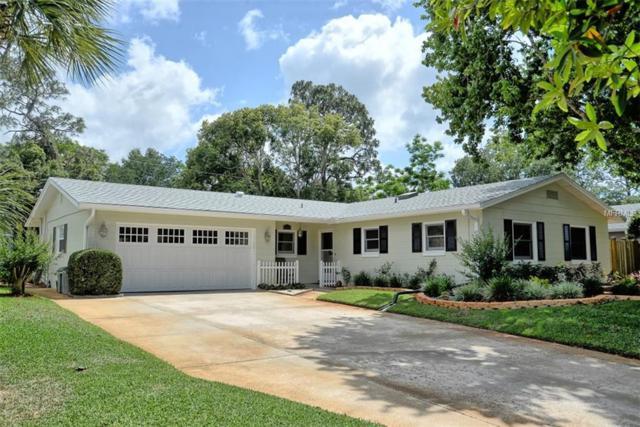 3458 Balsam Drive, Winter Park, FL 32792 (MLS #O5784444) :: The Edge Group at Keller Williams