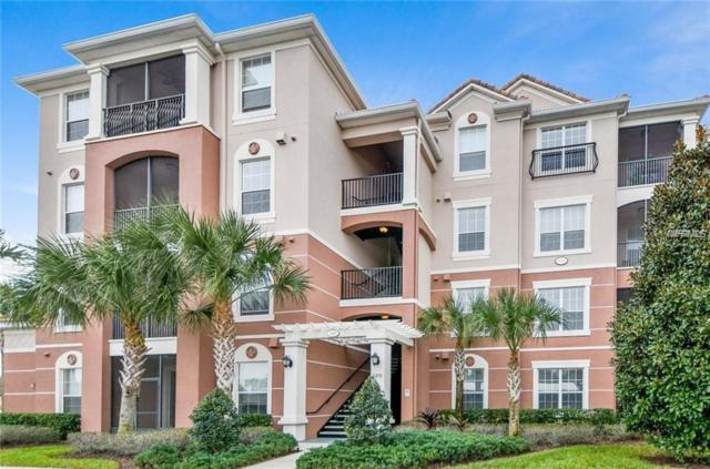 8306 Portofino Drive #201, Davenport, FL 33896 (MLS #O5784503) :: Team Bohannon Keller Williams, Tampa Properties