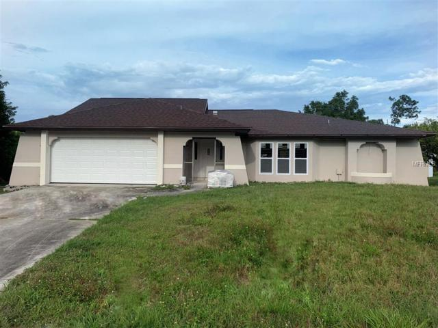 3310 Manhattan Street, Port Charlotte, FL 33952 (MLS #O5784582) :: The Duncan Duo Team