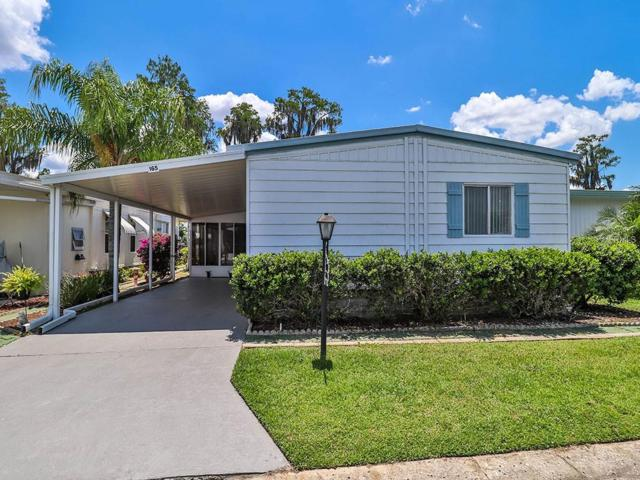 1401 W Highway 50 #165, Clermont, FL 34711 (MLS #O5784723) :: The Duncan Duo Team
