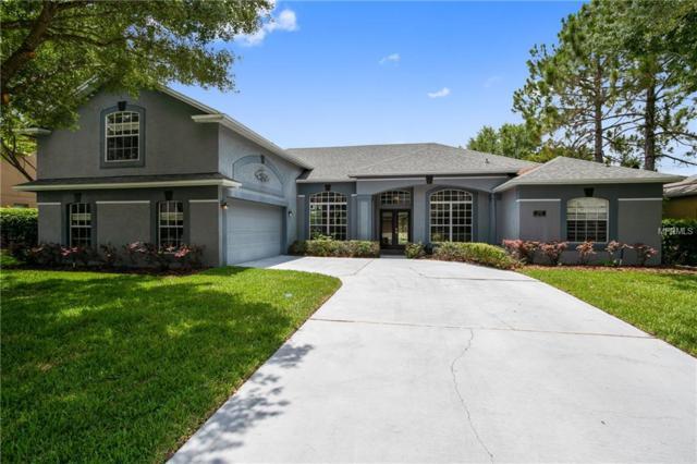 2884 Ashton Terrace, Oviedo, FL 32765 (MLS #O5784741) :: The Edge Group at Keller Williams