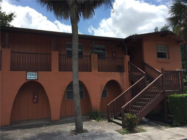 722 E Michigan Street #147, Orlando, FL 32806 (MLS #O5784941) :: Team Bohannon Keller Williams, Tampa Properties
